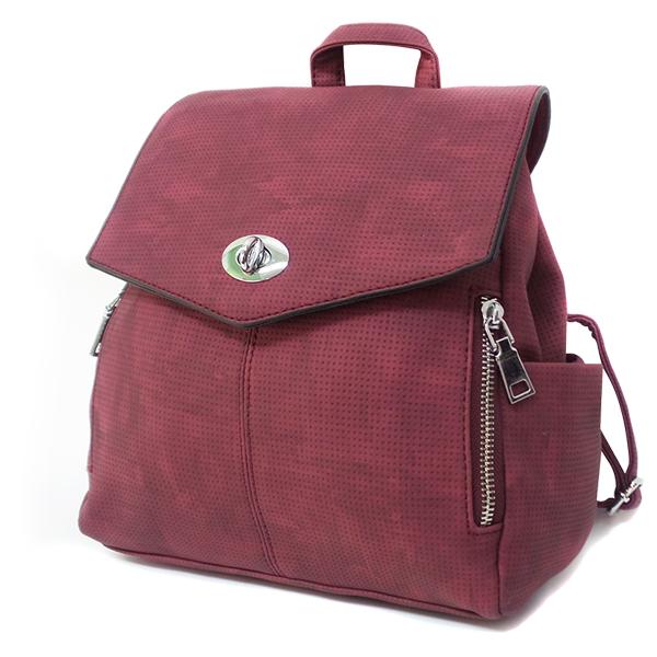 Рюкзак женский Borgo Antico. 307 red