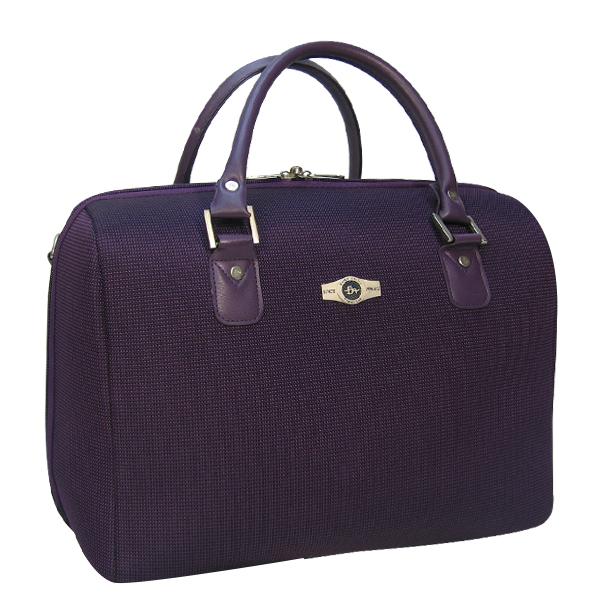 "Бьюти-кейс Borgo Antico. 6088 purple 18"""