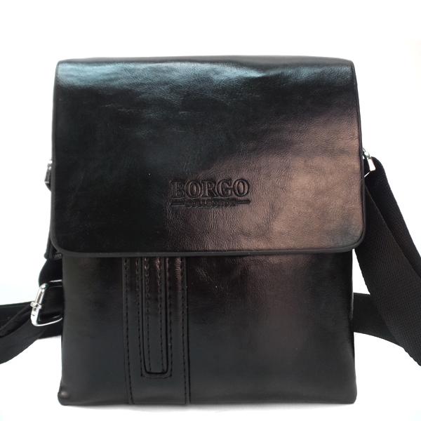 Сумка мужская Borgo Antico. 0615-1 black