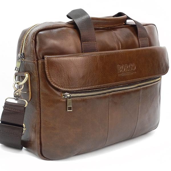 Мужские сумки из натуральной кожи.