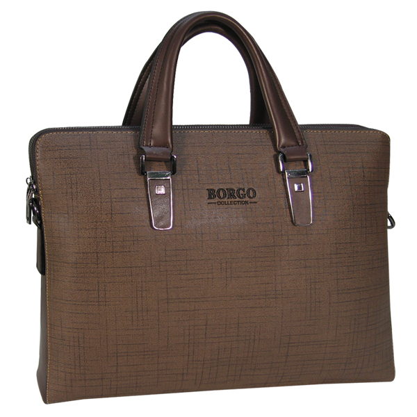СКИДКА. Сумка мужская Borgo Antico. S 008-3 brown