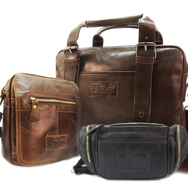 Мужские сумки Ruff Ryder.