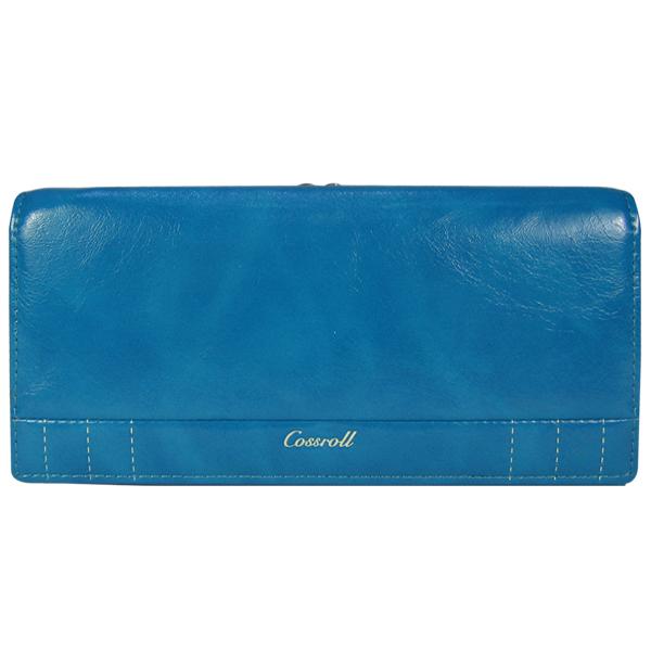 Кошелек Cossroll. AA03-207-7 blue