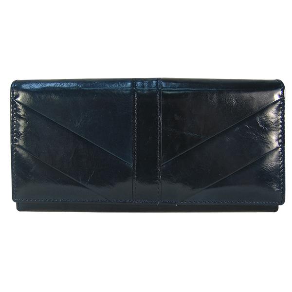 Кошелек Cossni. Кожа. C15-10135-2 dark blue