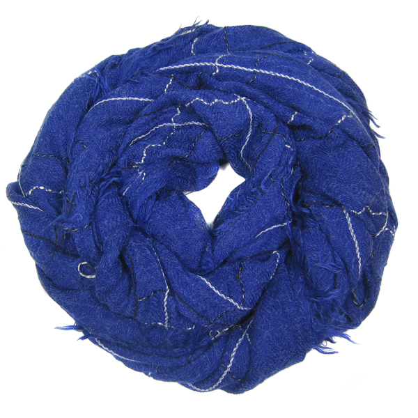 Шарф. 113 blue