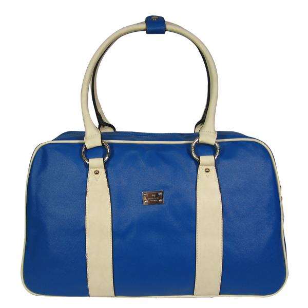 Сумка дорожная Gussaci. GUSC13F089-1B blue