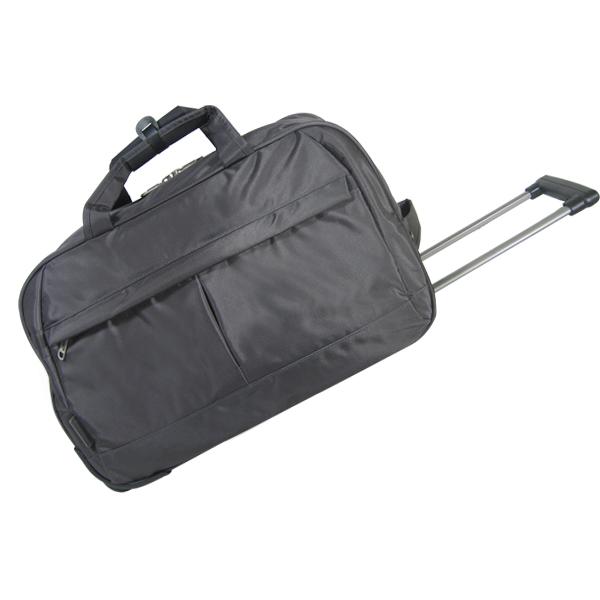 Дорожная сумка Borgo Antico на колесах. BA 9016 grey 19