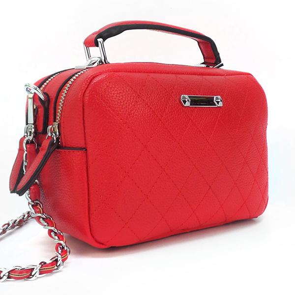 Сумка женская Borgo Antico. 1819D red