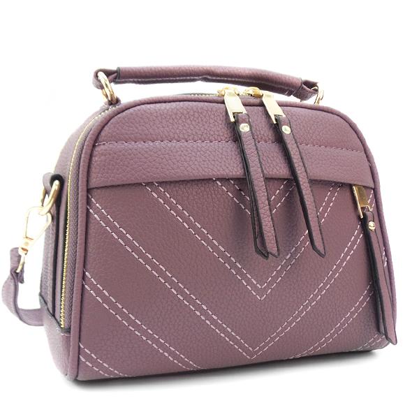 Сумка женская Borgo Antico. 938 purple