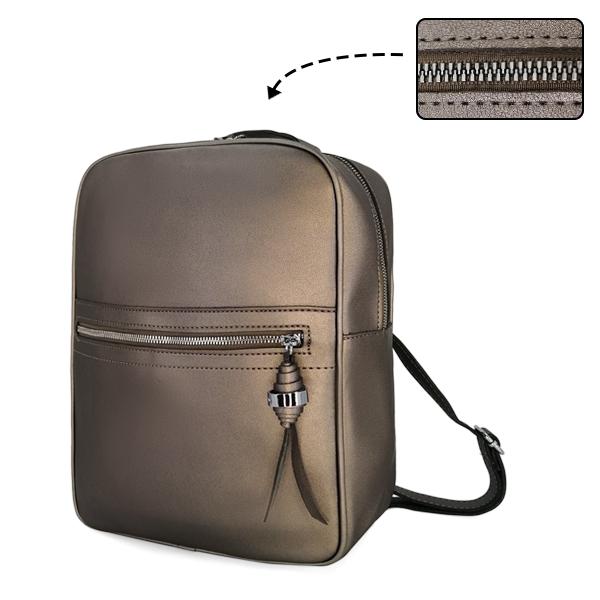 Рюкзак. 42018/LBP1082 bronze S