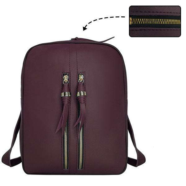 Рюкзак. 62018/LBP1000 purple red