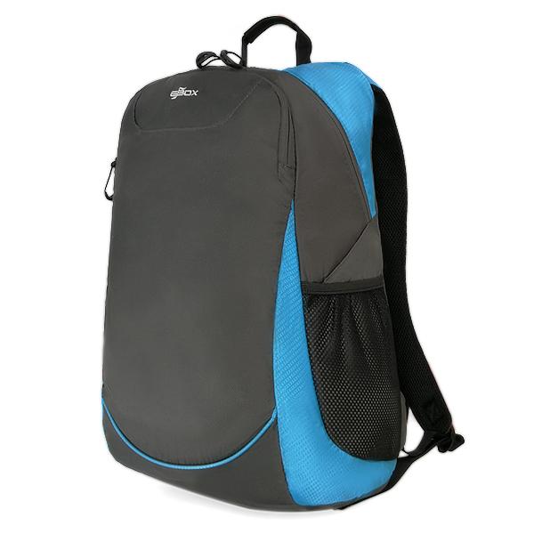 Рюкзак. 77215 B-1 grey/blue