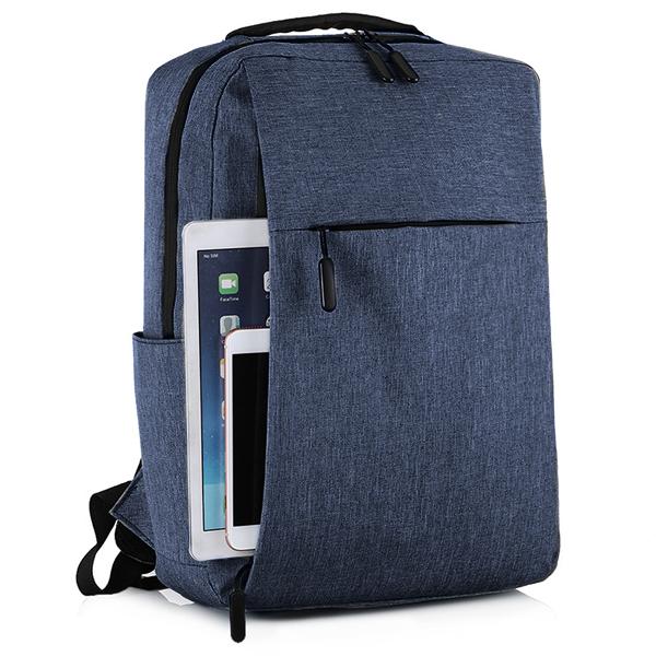 Рюкзак с USB портом. 7756 blue