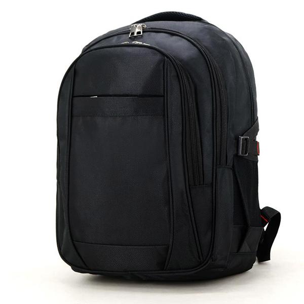 Рюкзак с отделом для ноутбука. 7757 black