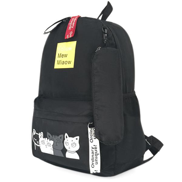 Рюкзак. 7759 black
