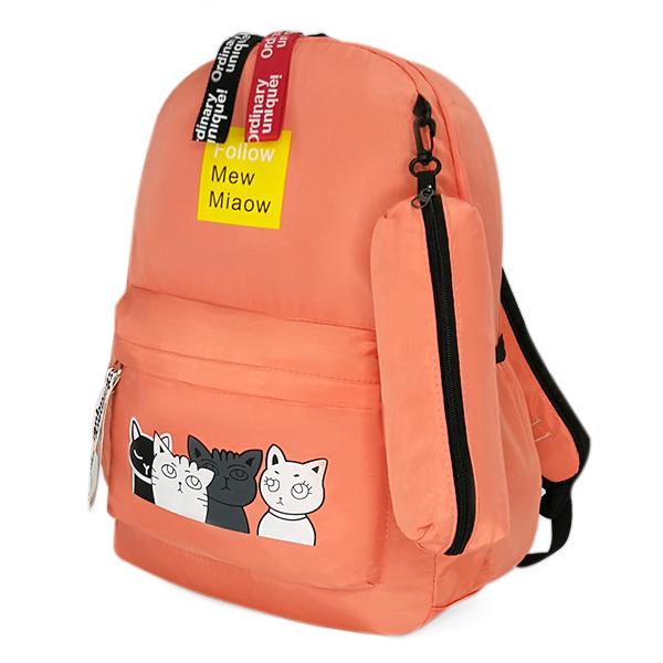 Рюкзак. 7759 peach