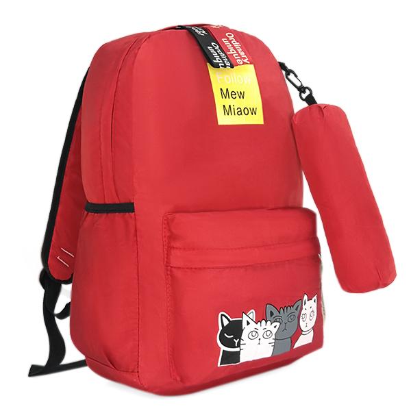 Рюкзак. 7759 red