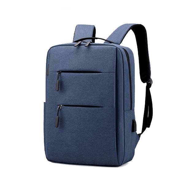 Рюкзак с USB портом. 7760 blue