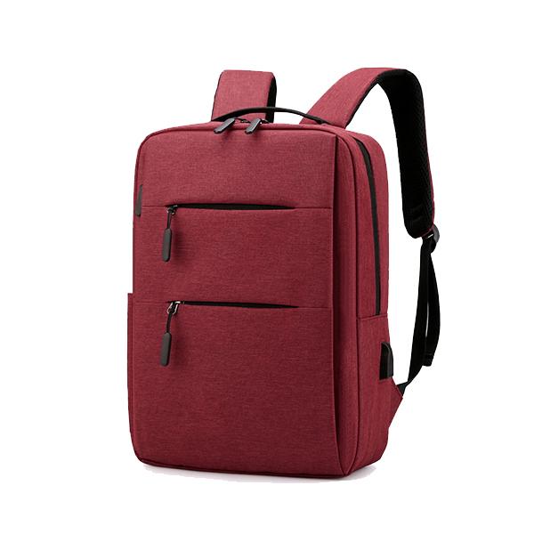 Рюкзак с USB портом. 7760 red