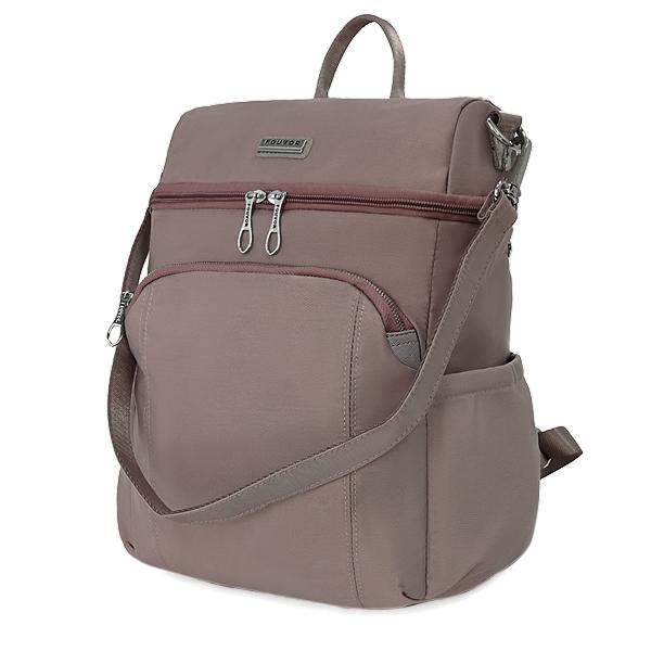 Рюкзак-сумка Fouvor.  FA 2898-05/FA 2833-16 pink