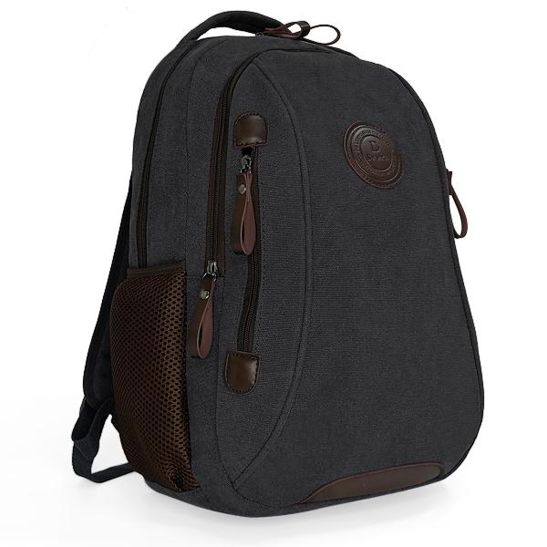 Рюкзак De lerto. T 6811 black