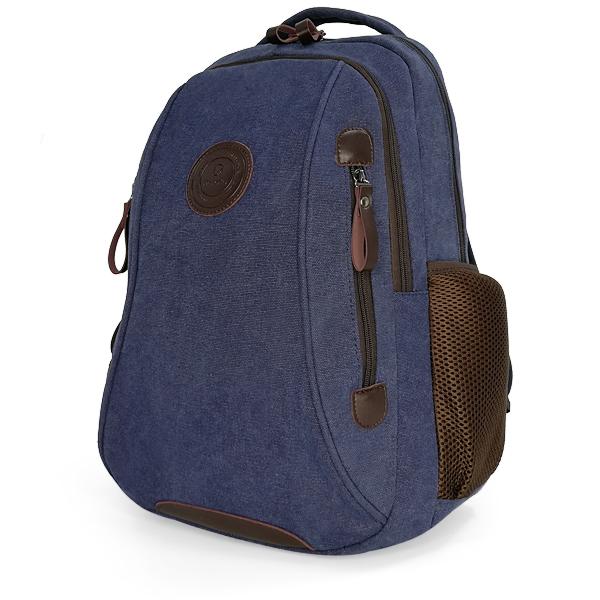 Рюкзак De lerto. T 6811 blue