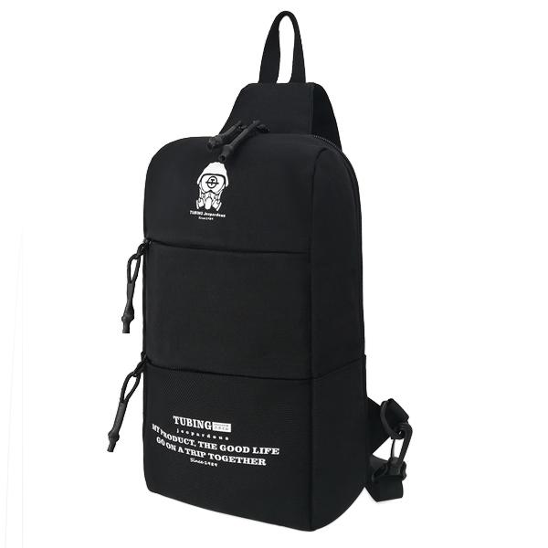 Рюкзак Tubing. TB 0220/TB 0228 black