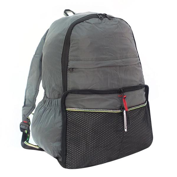Рюкзак складной. 1038 grey