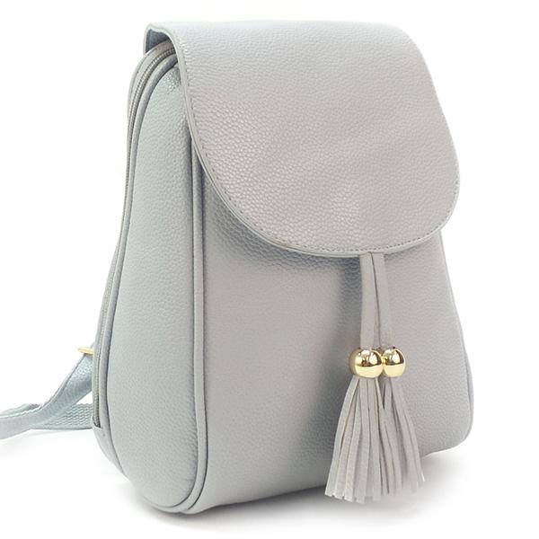 Женский рюкзак Borgo Antico. 1778 grey