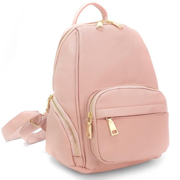 Женский рюкзак Borgo Antico. 1779 pink
