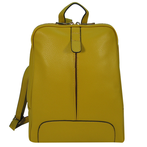 Рюкзак женский. 270 yellow