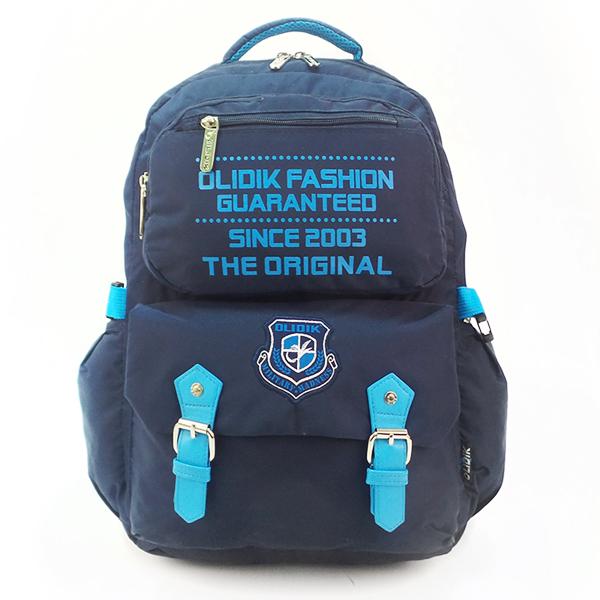Рюкзак Olidik. 2811 dark blue