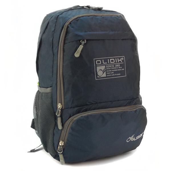 Рюкзак складной Olidik. 2820 sapphire blue