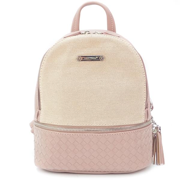 Рюкзак David Jones. 5735-4 pink