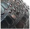 Женский рюкзак Borgo Antico. Кожа. 6007 black
