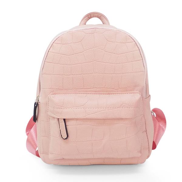 Рюкзак Borgo Antico. 648/CM 3018 pink