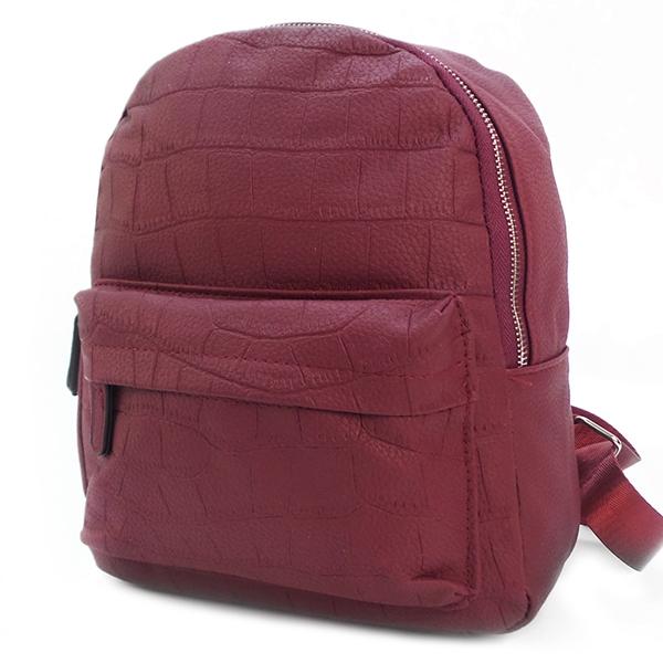 СКИДКА. Рюкзак Borgo Antico. 648 purple red