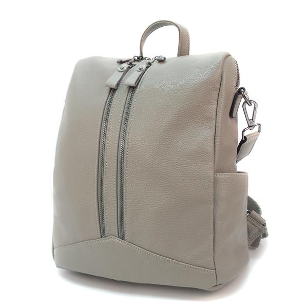 Женский рюкзак Borgo Antico. 7226 grey