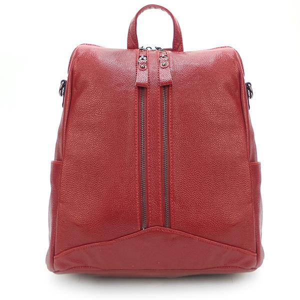 Женский рюкзак Borgo Antico. 7226 red