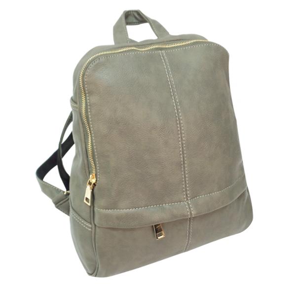 Рюкзак женский. 729 grey