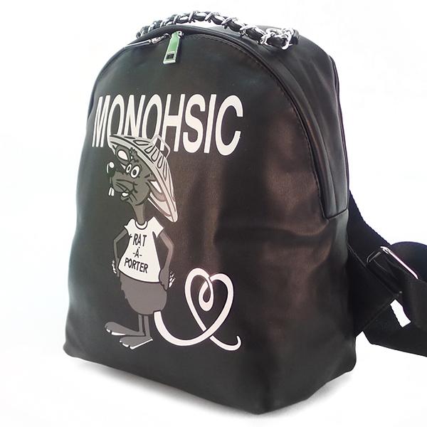 Рюкзак. 821 black mouse