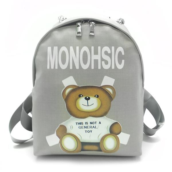 Рюкзак. 821 grey bear