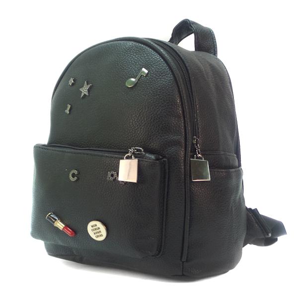 Рюкзак Borgo Antico. 873 black