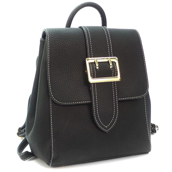 Женский рюкзак Borgo Antico. 9590 black