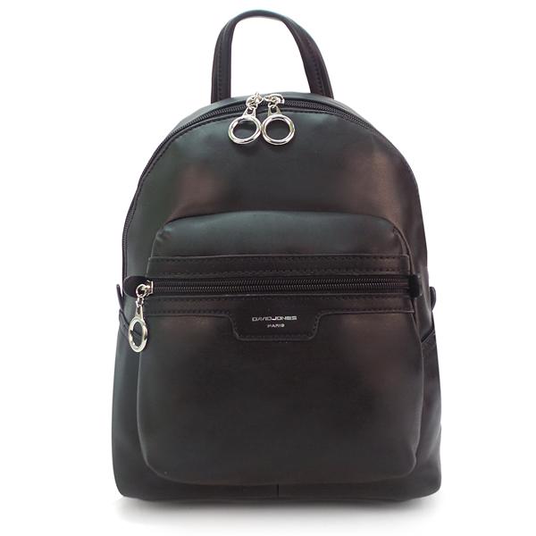Женский рюкзак David Jones. CM 3530 black
