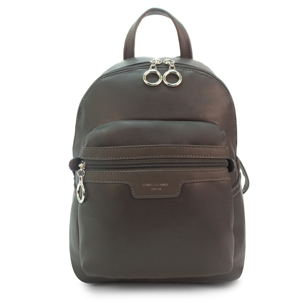 Женский рюкзак David Jones. CM 3530 d. grey