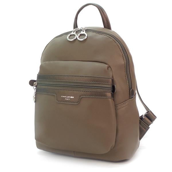 Женский рюкзак David Jones. CM 3530 d. taupe