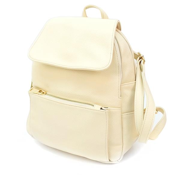 Рюкзак женский. G 003 beige