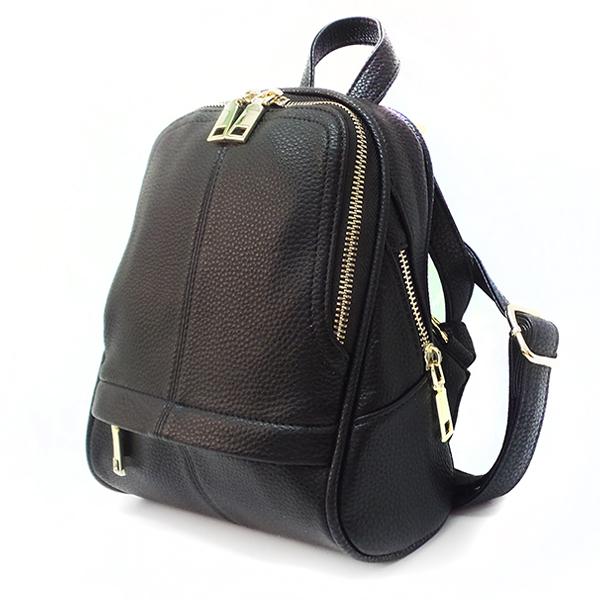 Маленький рюкзак Borgo Antico. G 014 S black