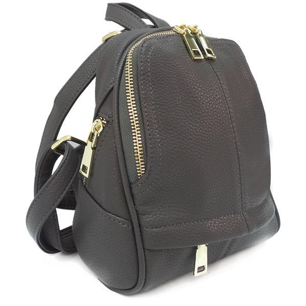 Маленький рюкзак Borgo Antico. G 014 S grey